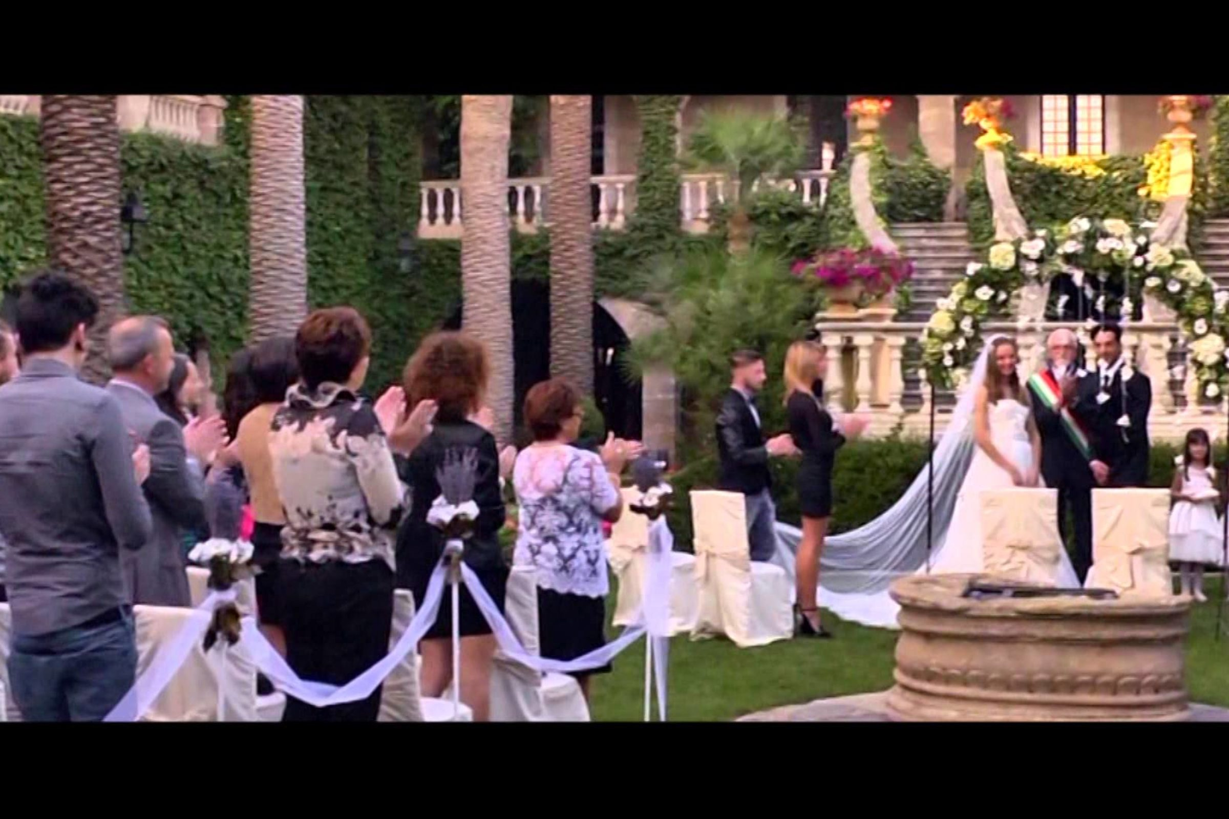 video trailer matrimonio Castello Monaci 2012 – 2013