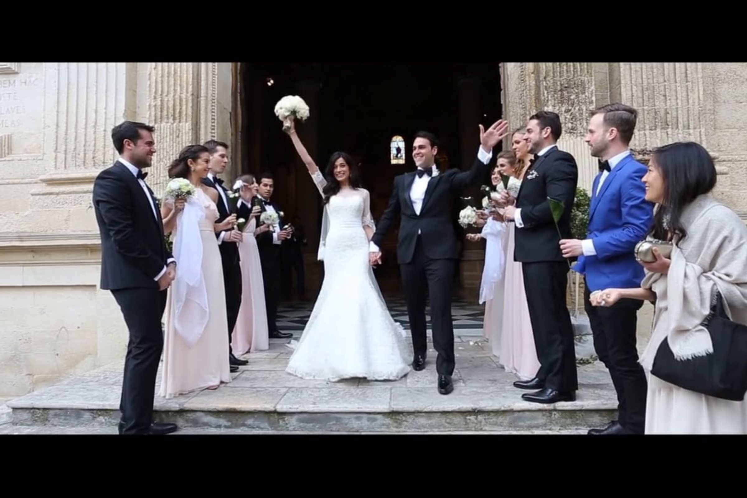 video trailer Wedding in Puglia E + F – From New York to Castello Monaci