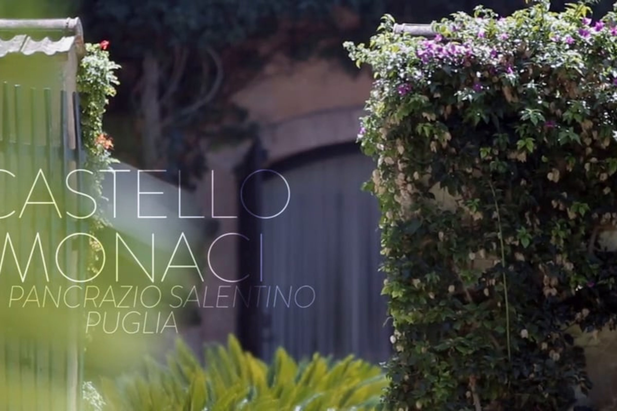 video trailer Wedding in Puglia Castello Monaci video istituzionale