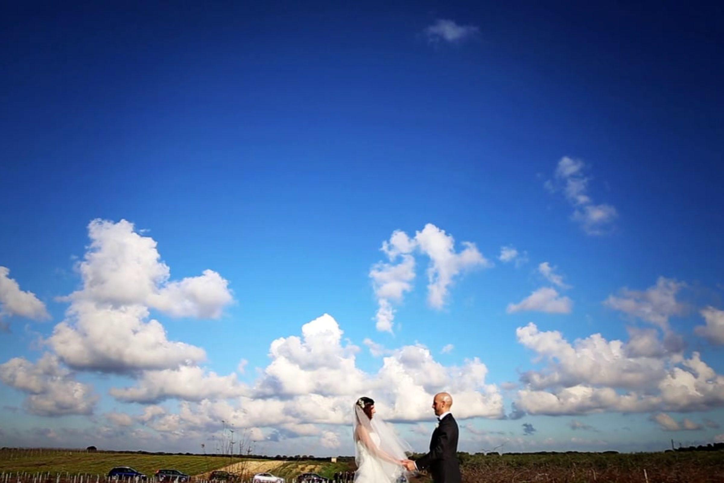video trailer Wedding in Puglia Francesco + Flavia