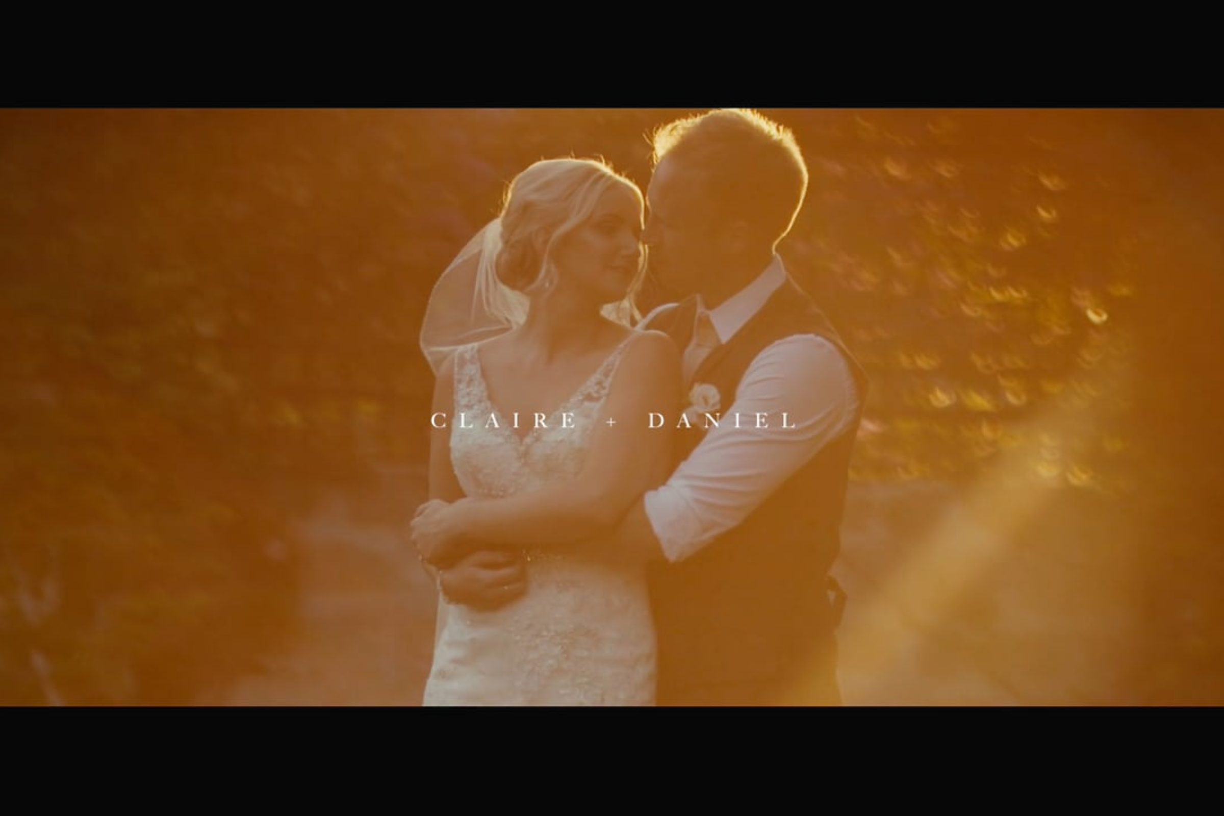 video trailer matrimonio Claire + Daniel