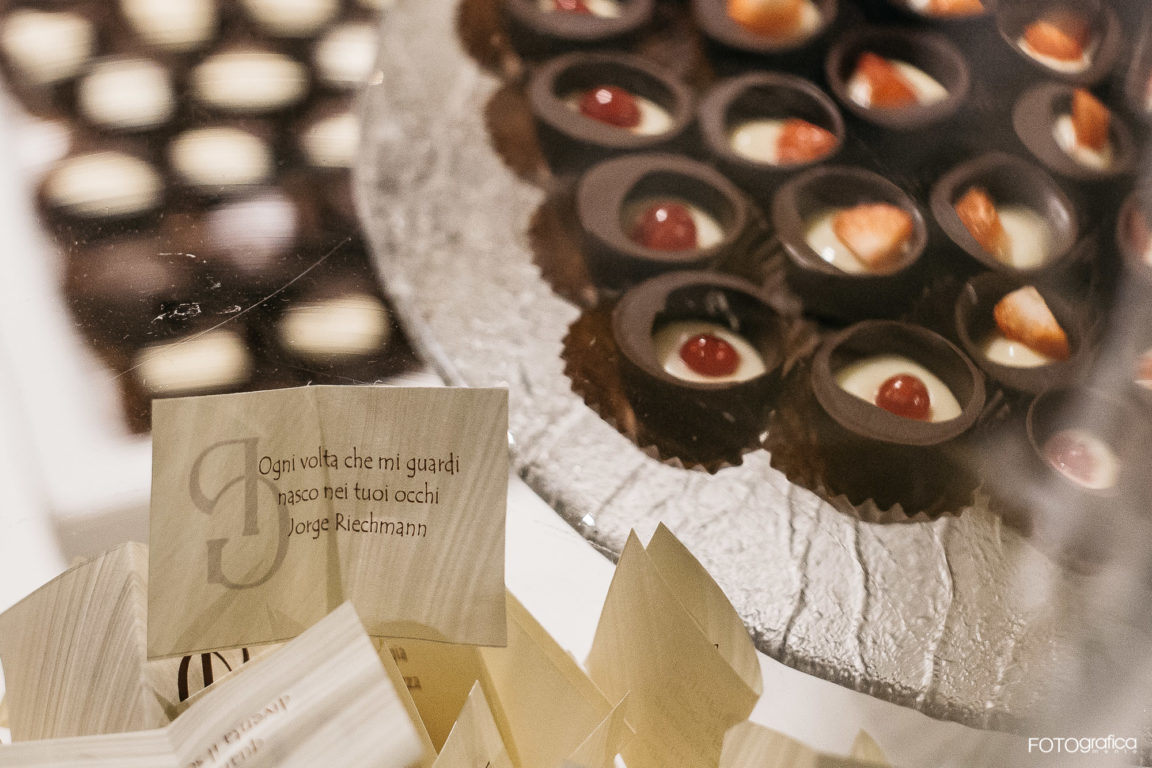 reportage matrimonio Fragrance of chocolate