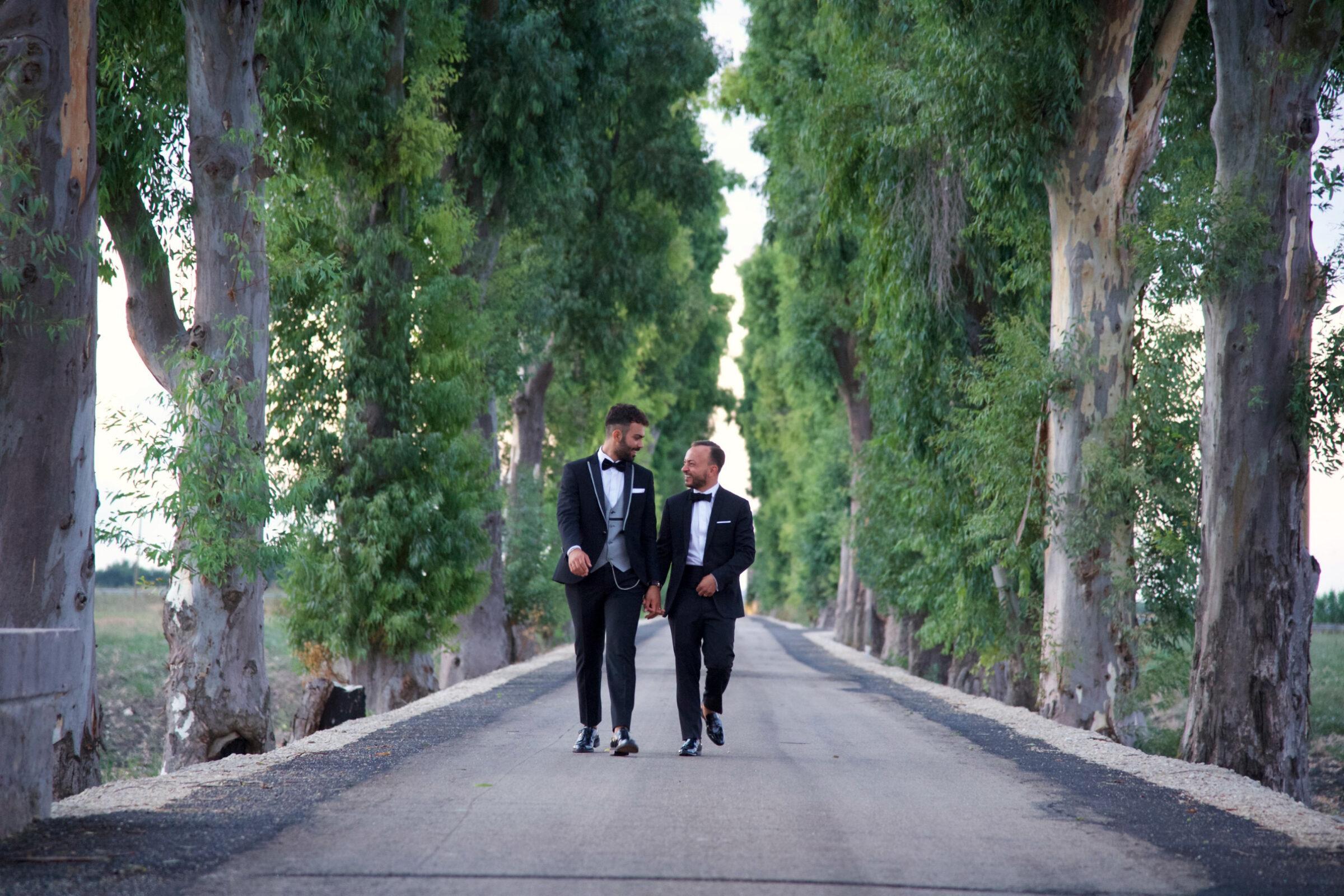 reportage matrimonio Aldo + Graziano