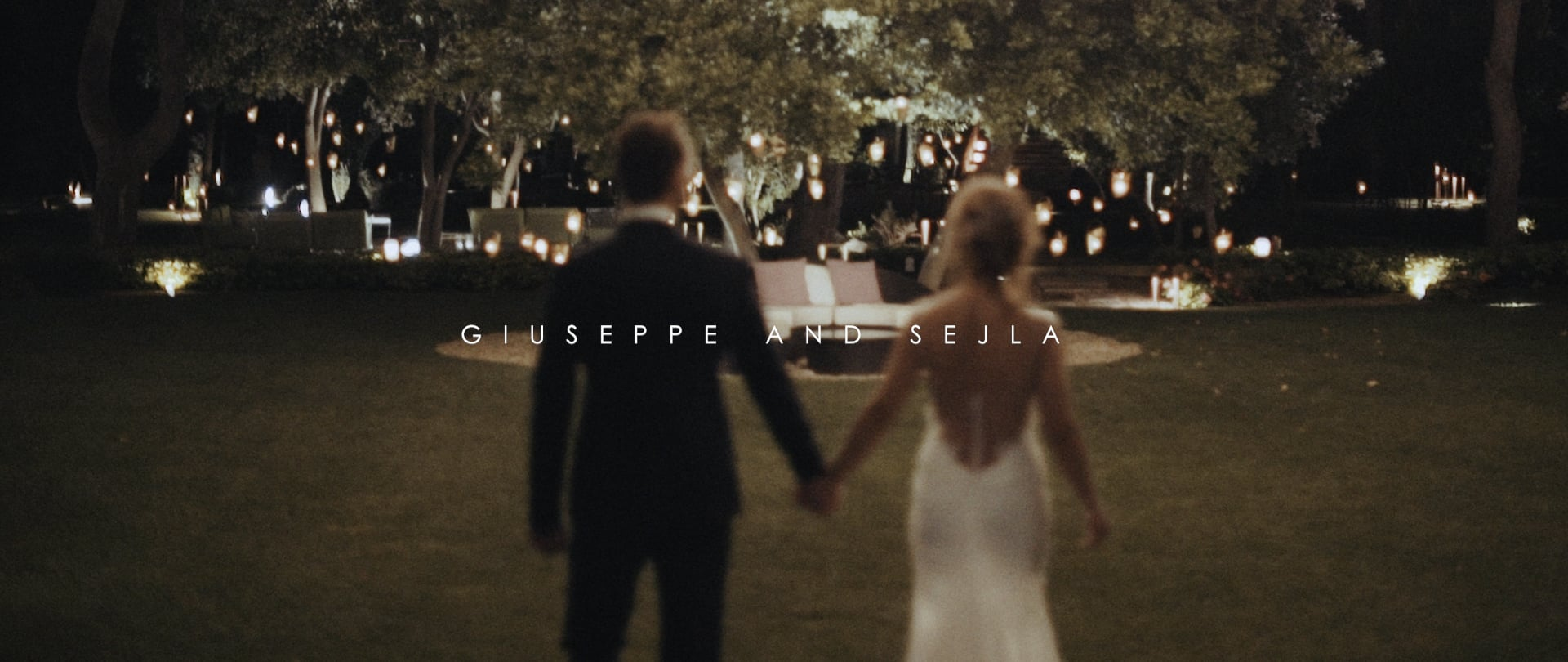 video trailer Wedding in Puglia Giuseppe + Sejla