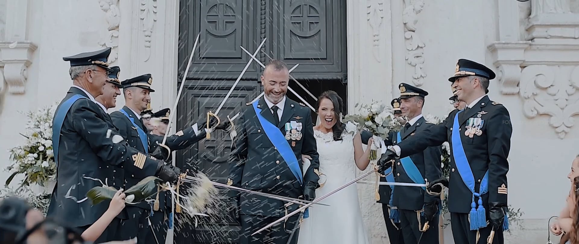 video trailer Wedding in Puglia Giuseppe + Ana