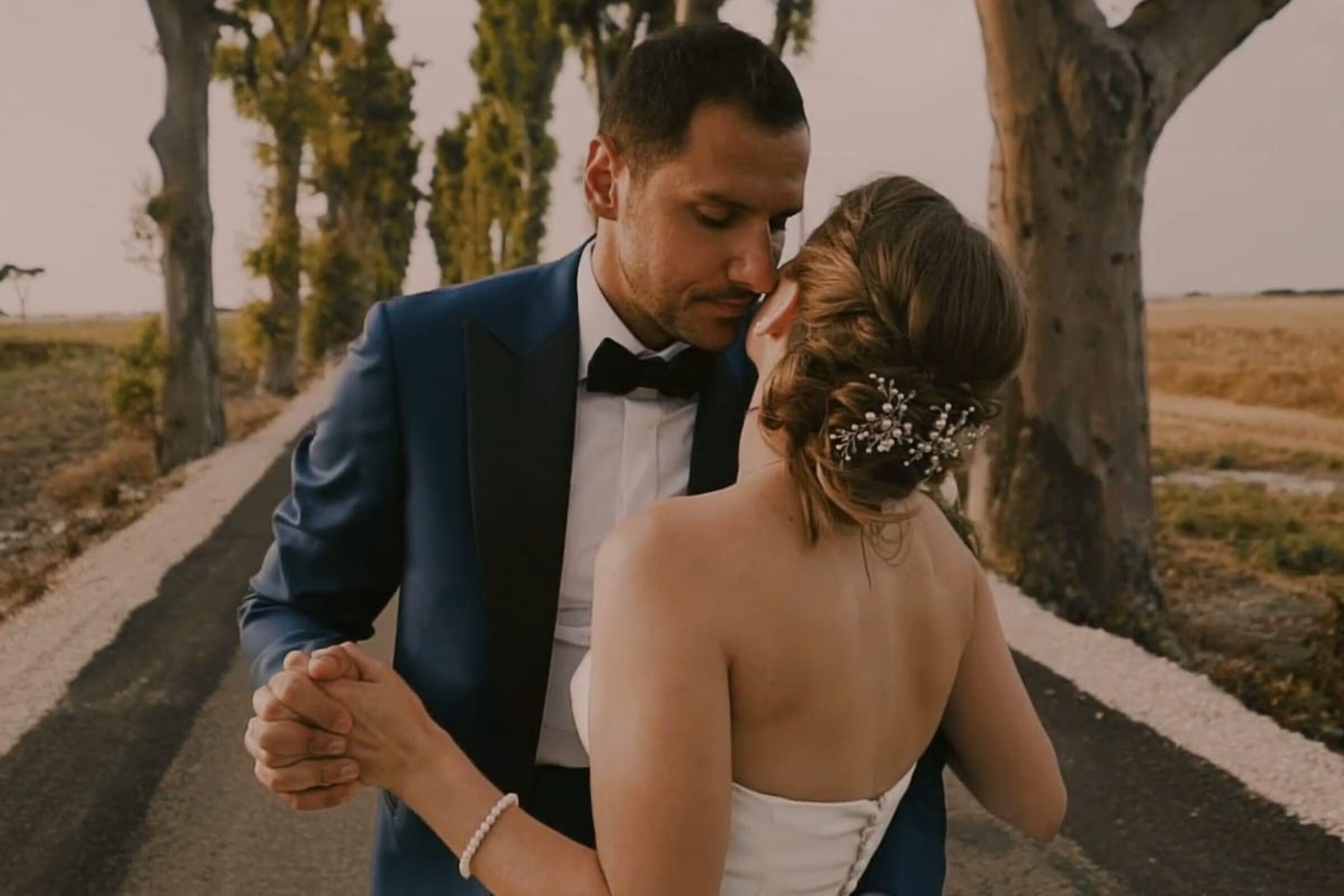 video trailer matrimonio Elegant Destination Wedding in Apulia