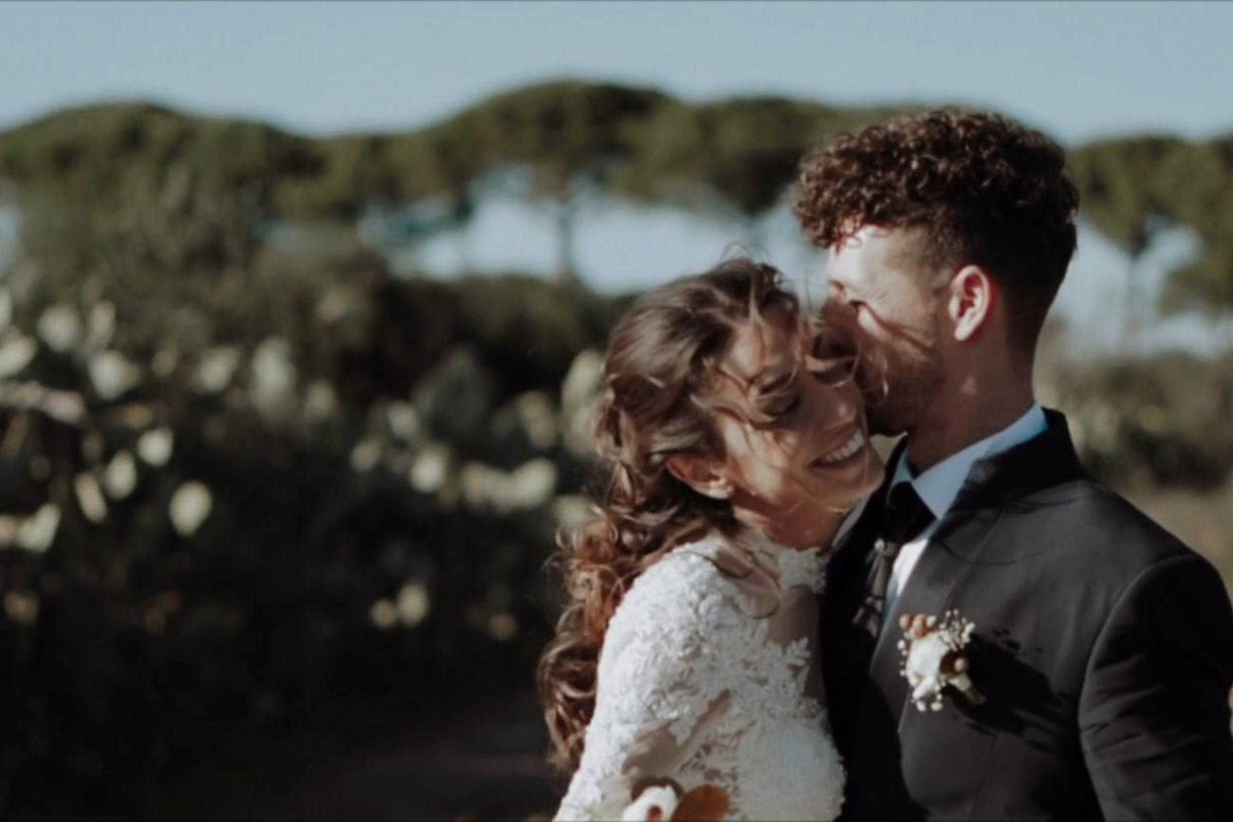 video trailer Wedding in Puglia Luigi + Serena