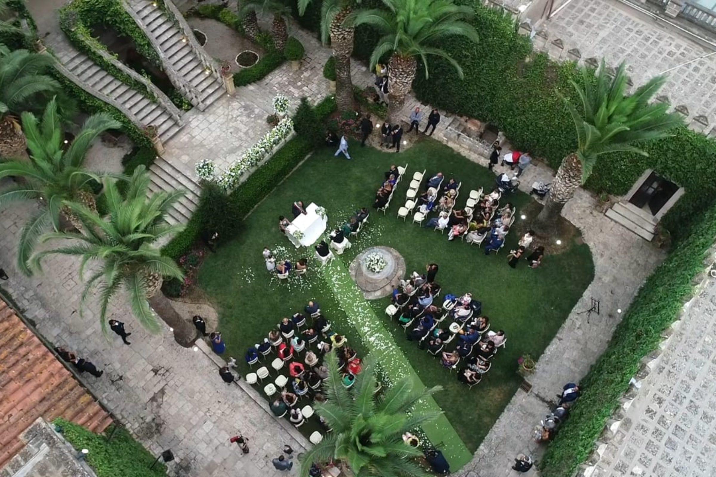 video trailer matrimonio Graziano + Aldo