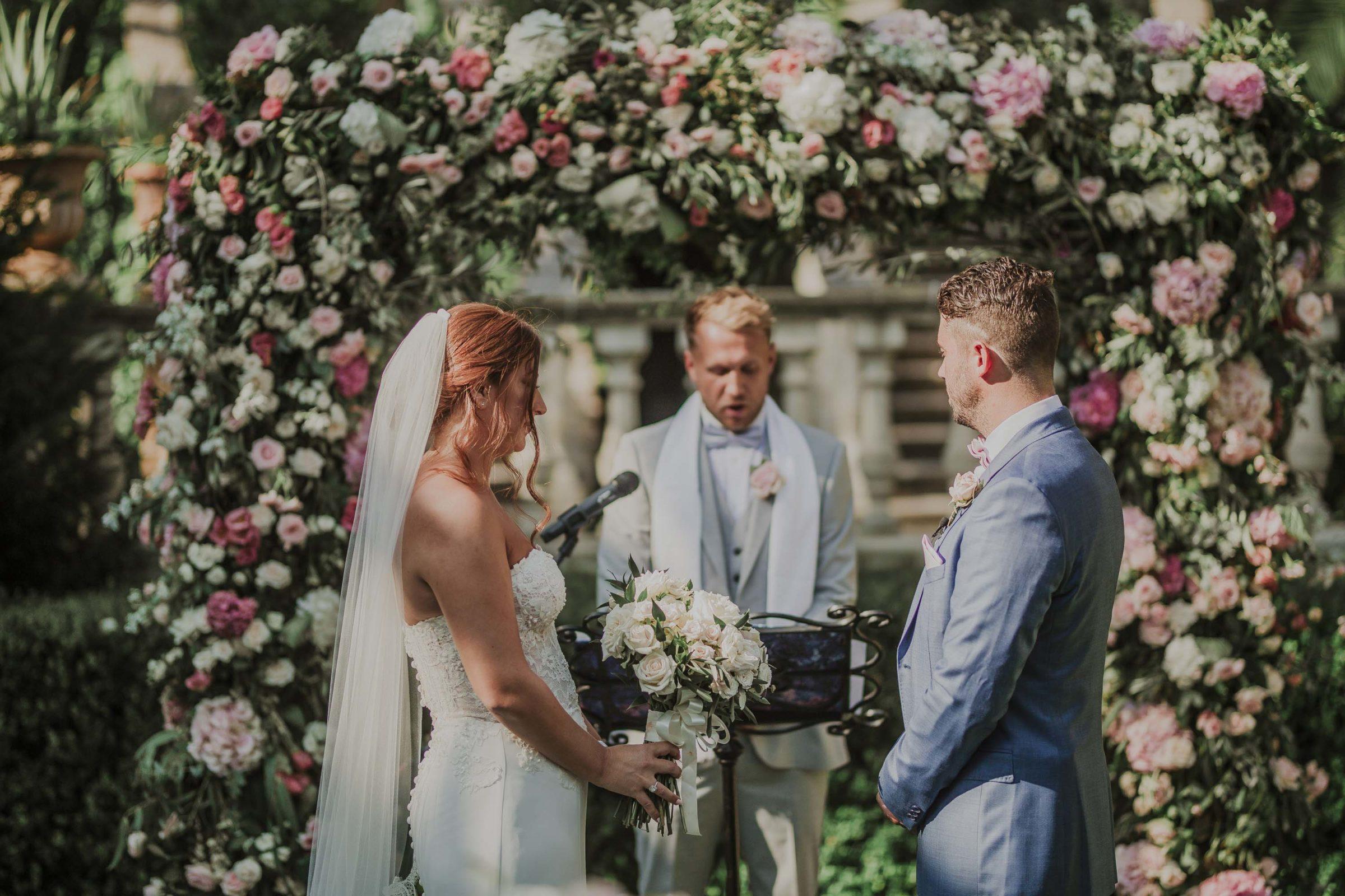 reportage matrimonio Mitch + Ally